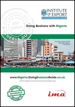 Nigeria _Small Cover - Outline